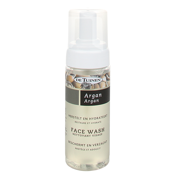 De Tuinen Argan Face Wash