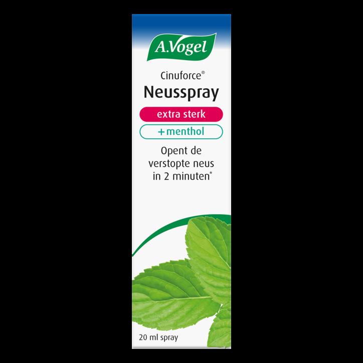A.Vogel Cinuforce Neusspray Extra Forte (20ml)