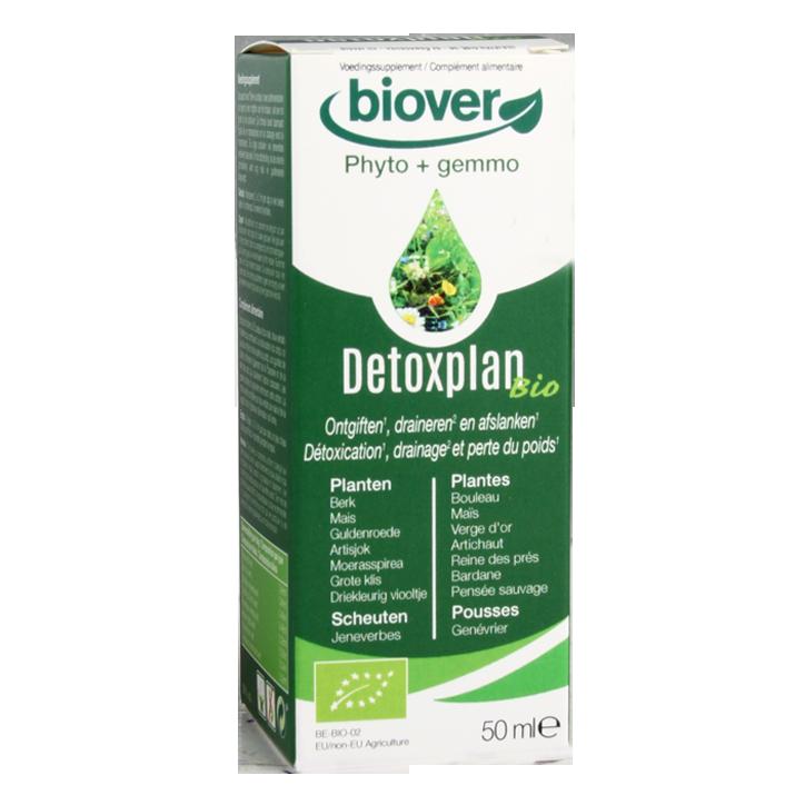 Biover Detoxplan Détox Bio