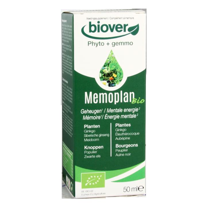 Biover Memoplan Bio (50ml)