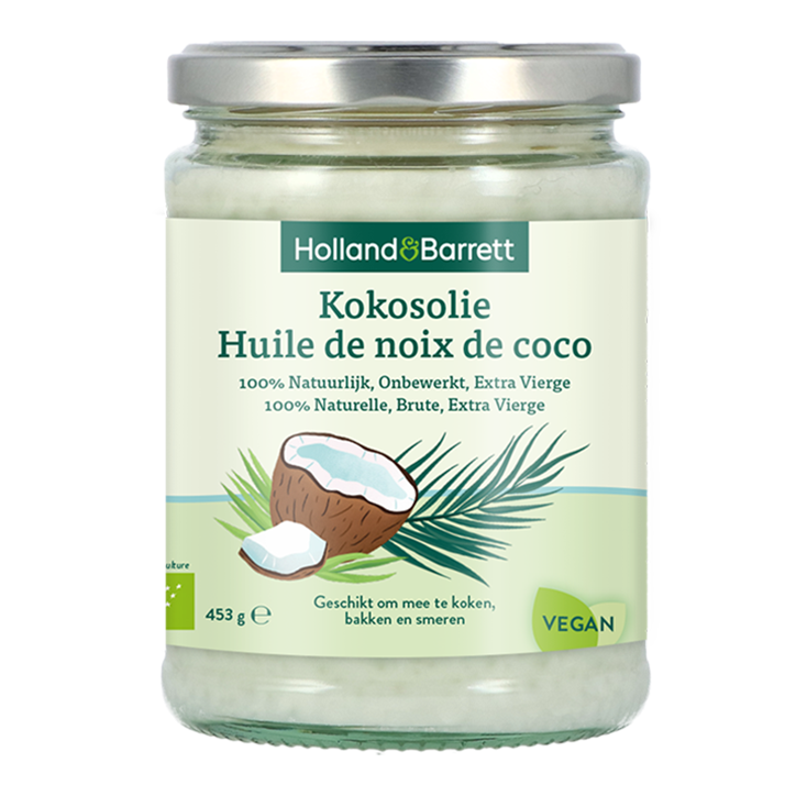 Perfectly Pure Virgin Coconut Oil Bio 453gr