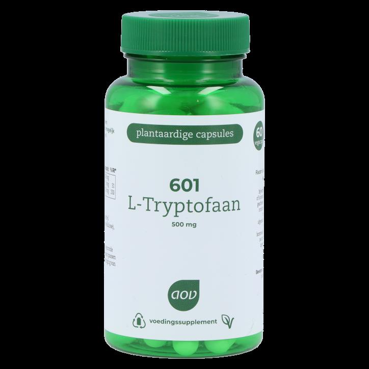 Aov 601 L-Tryptofaan, 500mg (60 Tabletten)