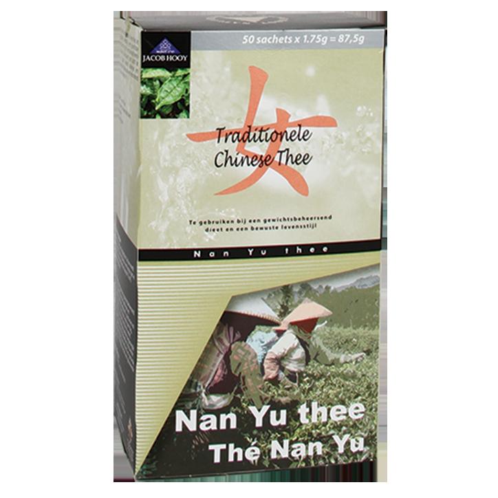 Jacob Hooy Nan Yu Thee (50 Theezakjes)