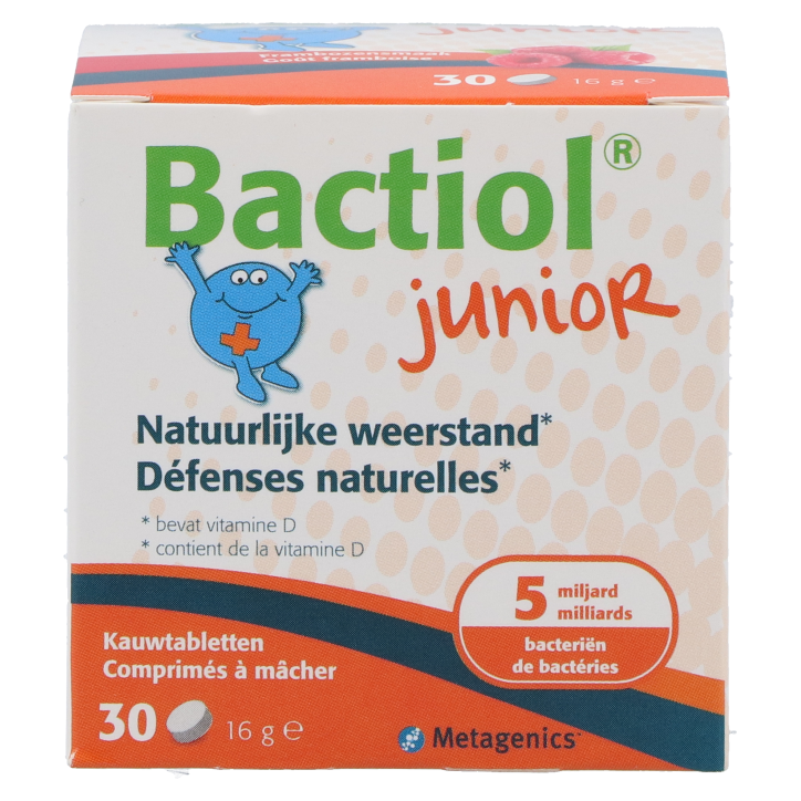 Metagenics Probactiol® Junior (28 Kauwtabletten)