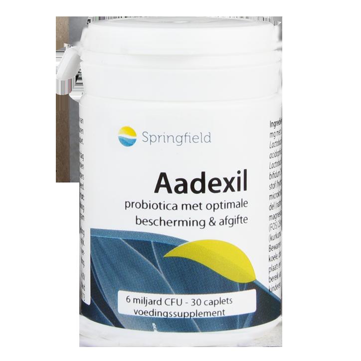 Springfield Aadexil Probiotica (30 Tabletten)