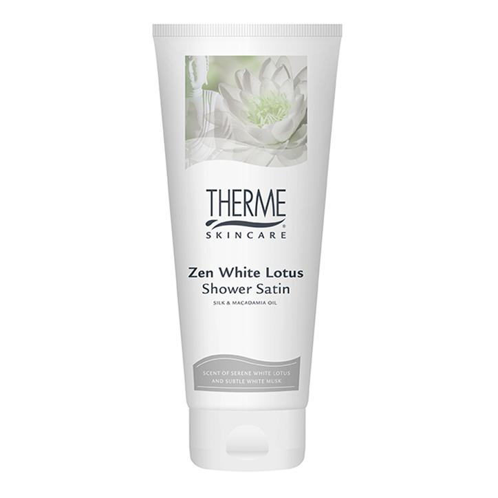 Therme Crème Douche Zen White Lotus