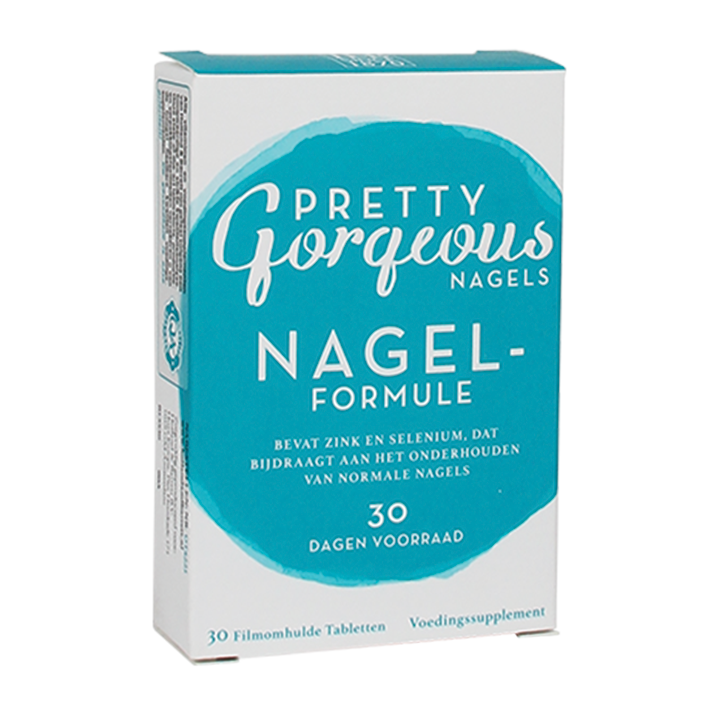 Pretty Gorgeous Nagel Formule