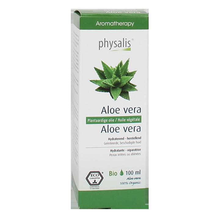 Physalis Aloe Vera Olie Bio (100ml)