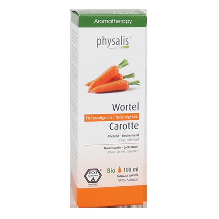 Physalis Wortelolie Bio