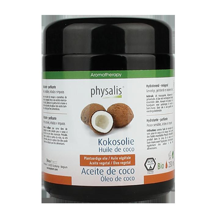 Physalis Kokosolie Bio