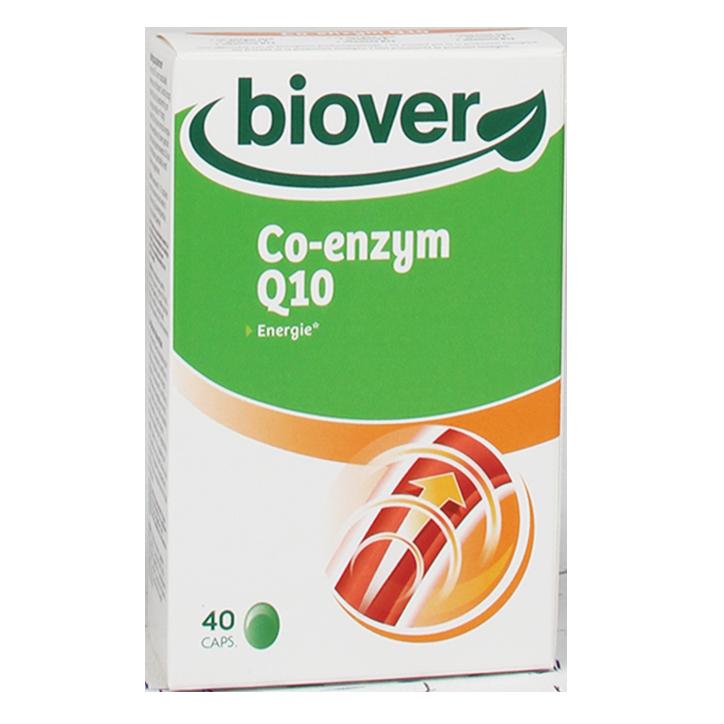 Biover Co-Enzym Q10 (40 Capsules)