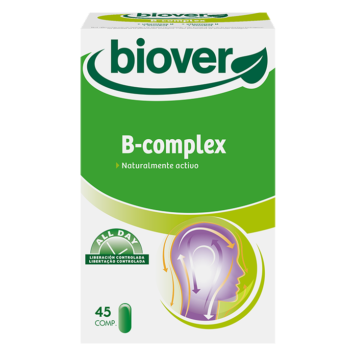Biover B-Complex All Day (45 Tabletten)