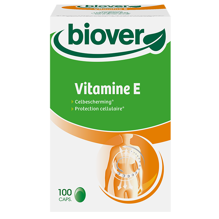 Biover Vitamine E Gélules