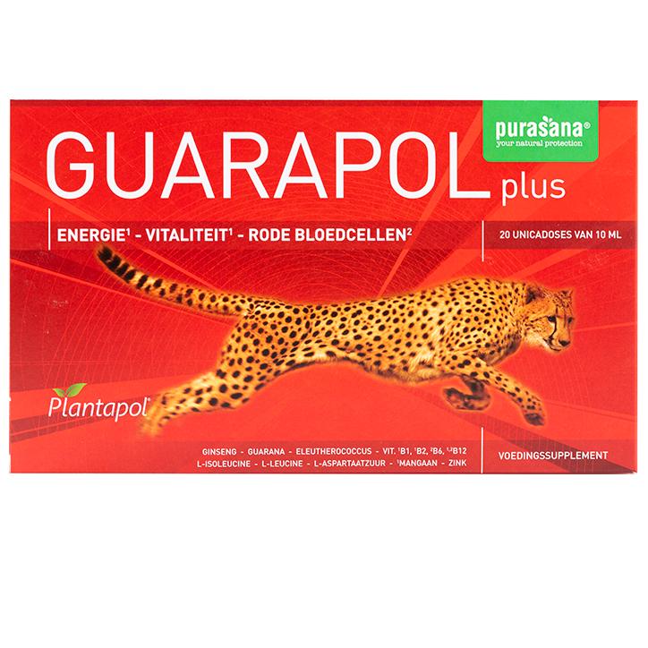 Purasana Guarapol Plus (20 Ampullen)