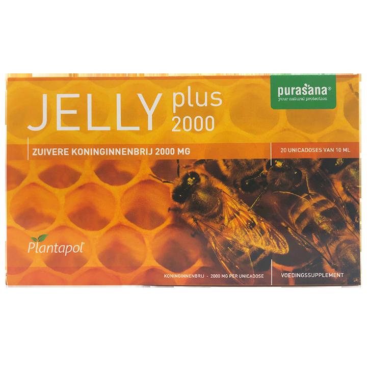 Purasana Jelly Plus, 2000mg (20 Ampullen)