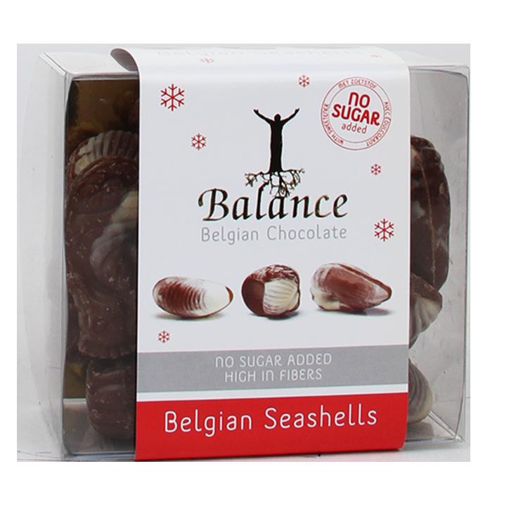 Balance Belgian Seashells