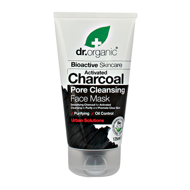Dr. Organic Charcoal Face Mask