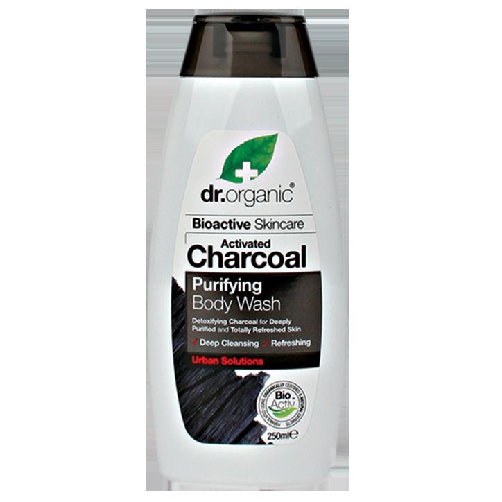 Dr. Organic Charcoal Body Wash