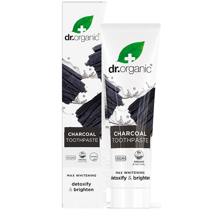 Dr. Organic Charcoal Tandpasta