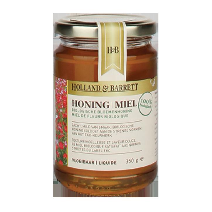 Holland & Barrett Miel de fleurs liquide bio