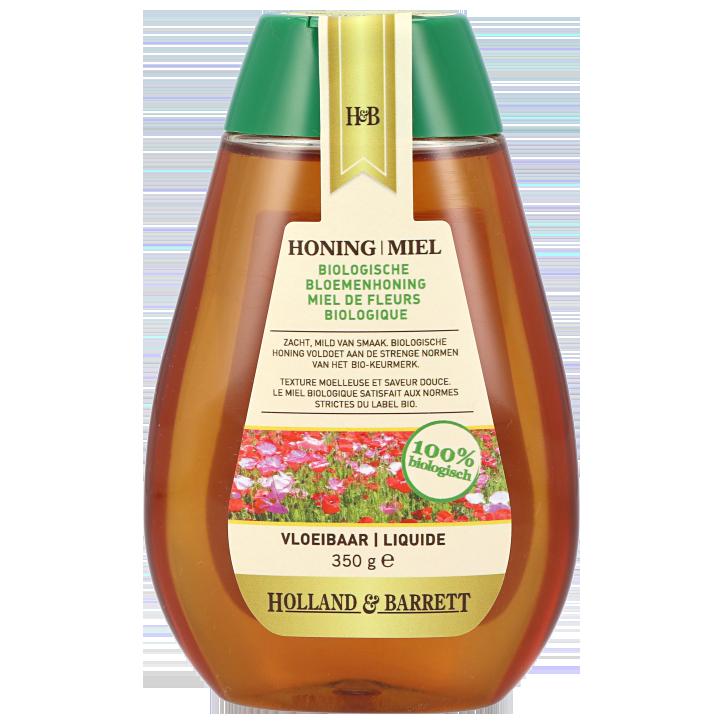 Holland & Barrett Bloemenhoning Vloeibaar Bio Fles