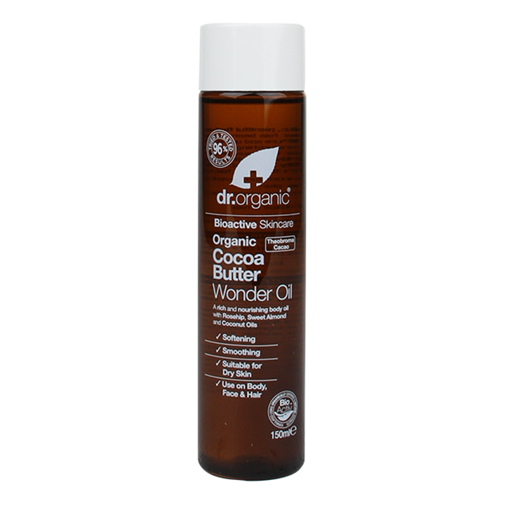 Dr. Organic Cocoa Butter Wonder Oil