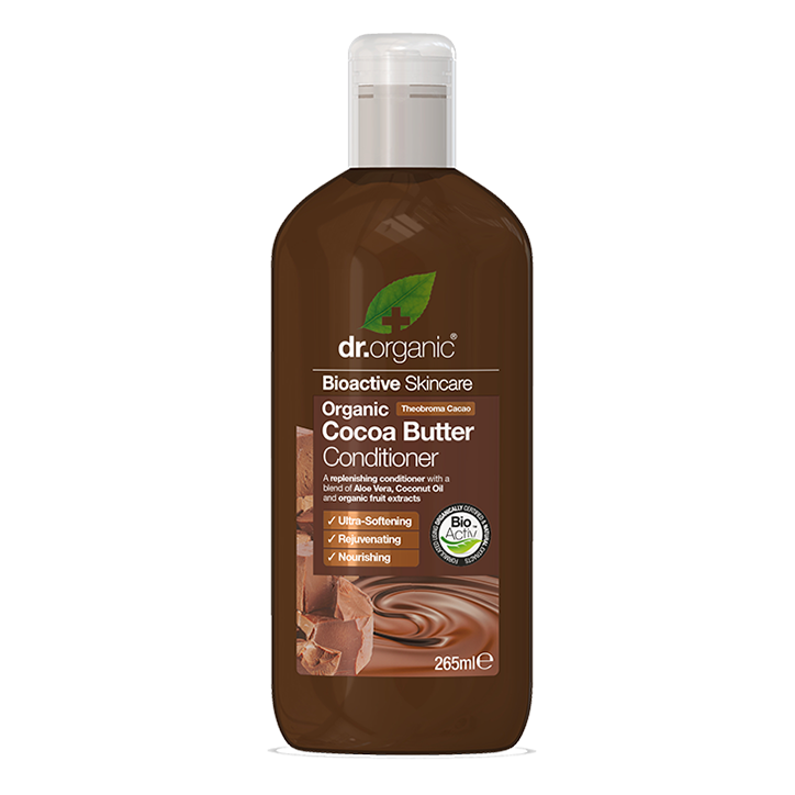 Dr. Organic Cocoa Butter Conditioner