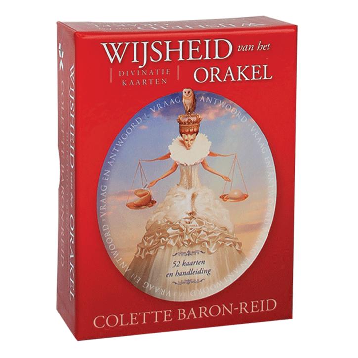 Koppenhol Wijsheid Van Het Orakel Divinatie Kaarten