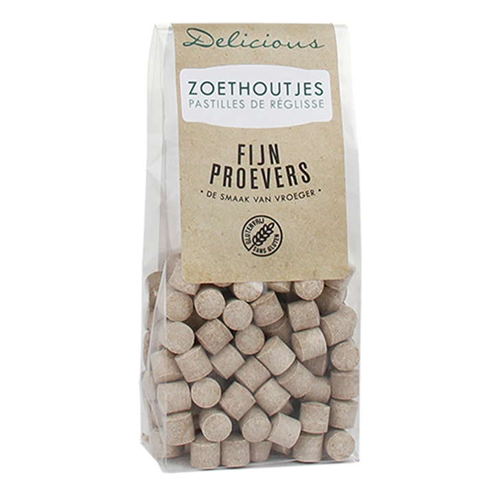 Delicious Zoethoutjes