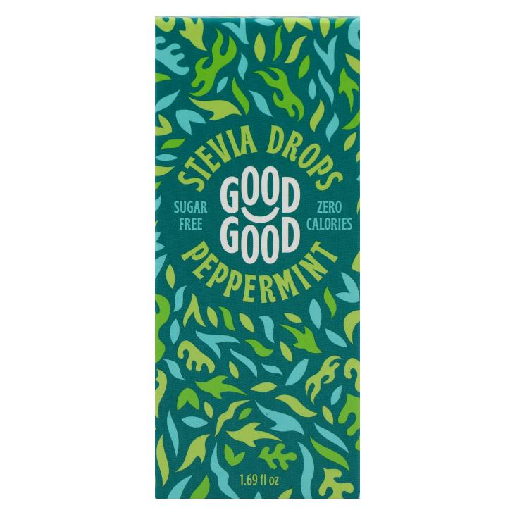 Good Good Sweet Drops Stevia Peppermint