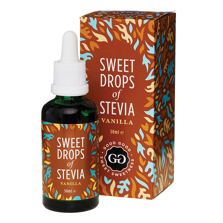 Good Good Sweet Drops Stevia Vanilla