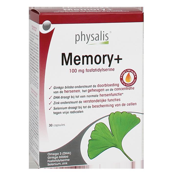 Physalis Memory+ (30 Capsules)