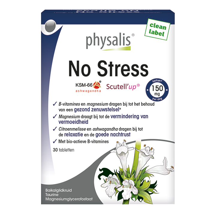 Physalis No Stress (30 Tabletten)