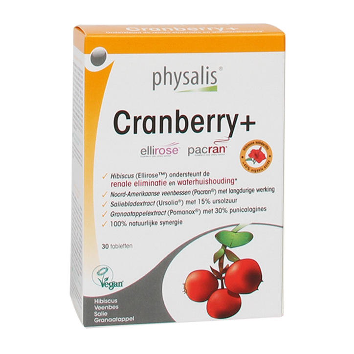 Physalis Cranberry+