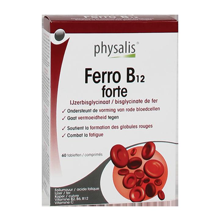 Physalis Ferro B12 Forte Kopen Bij Holland Barrett