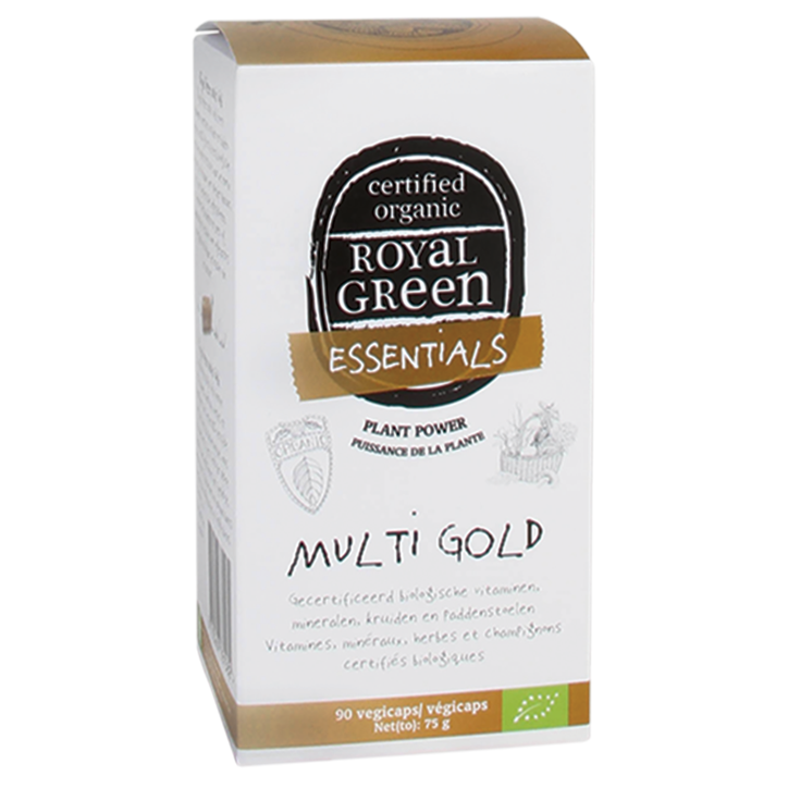 Royal Green Multi Gold Capsules (90 Capsules)