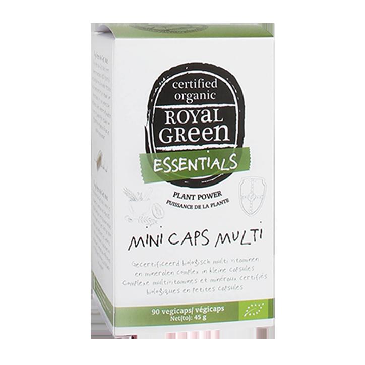 Royal Green Multi vitamines Mini Capsules
