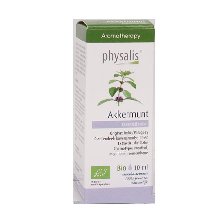 Physalis Akkermunt Olie Bio (10ml)