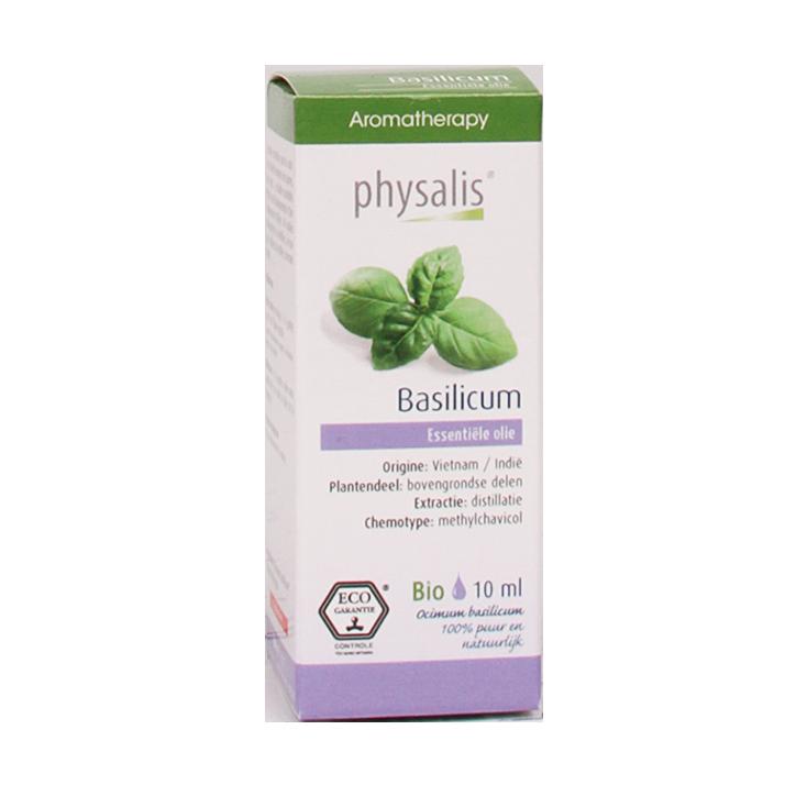 Physalis Basilicum Olie Bio (10ml)