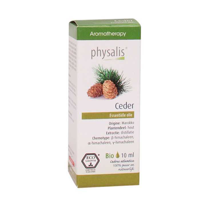 Physalis Ceder Olie Bio