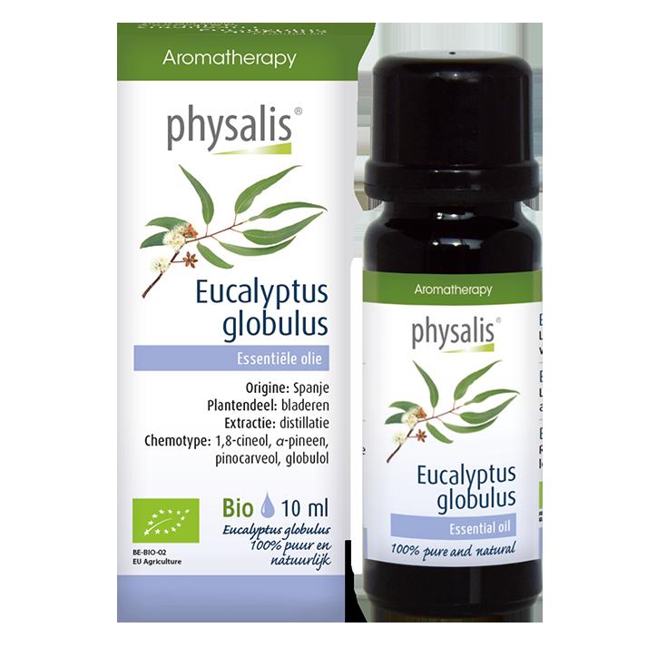 Physalis Eucalyptus Globulus Olie Bio