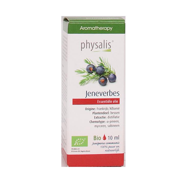 Physalis Jeneverbes Olie Bio