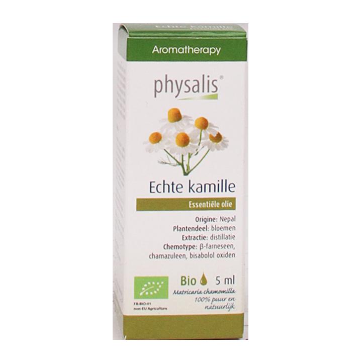 Physalis Echte Kamille Olie Bio