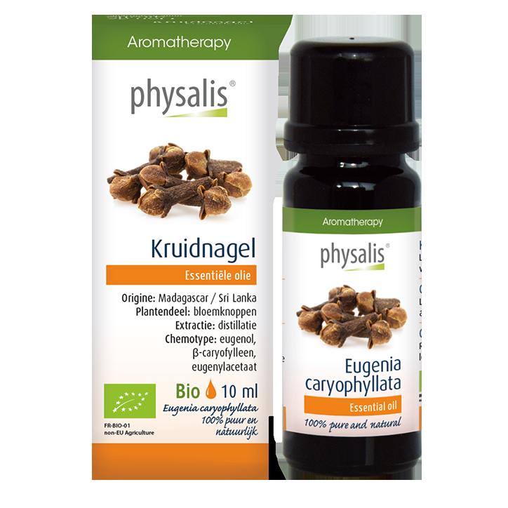 Physalis Kruidnagel Bio
