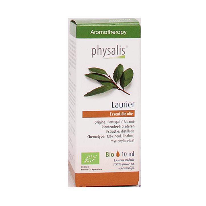 Physalis Laurier Olie Bio