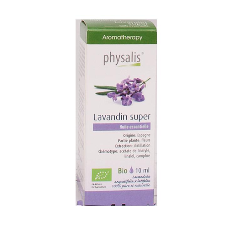 Physalis Lavandin Bio