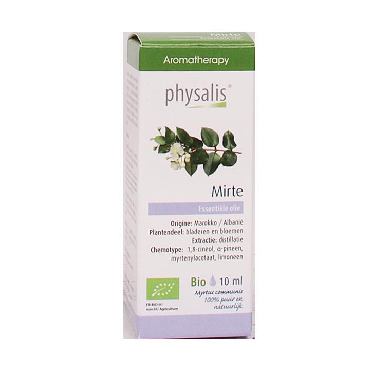 Physalis Mirte Olie Bio