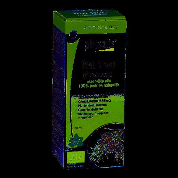 Physalis Tea Tree Olie Bio