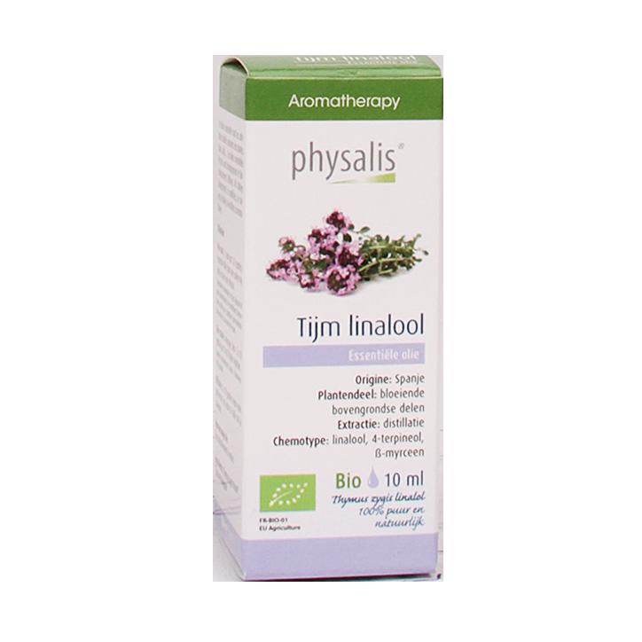 Physalis Tijm Linalool Olie Bio