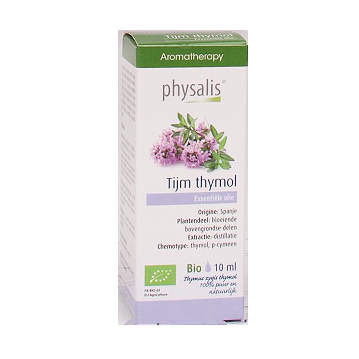 Physalis Tijmolie Bio